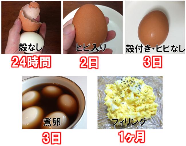 卵 賞味 期限切れ